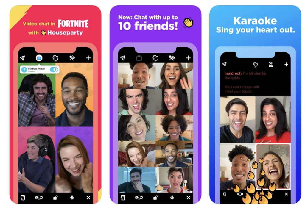 Zoom VS Houseparty: Which Group Video Chat App Is Best?