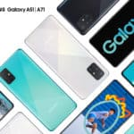 Does the Galaxy A71 have wireless charging