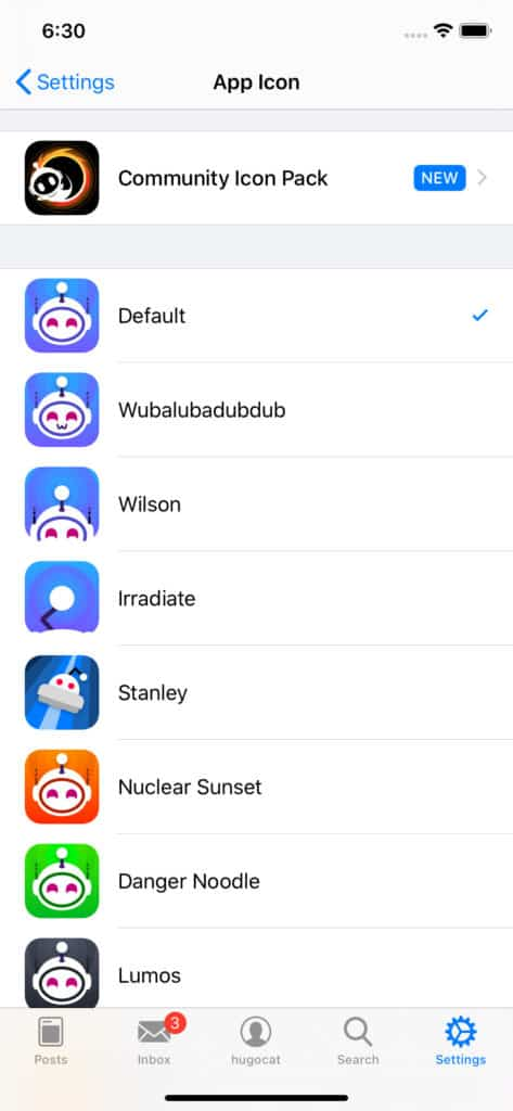 The Best Reddit App? The One Built By An Ex-Apple Employee…