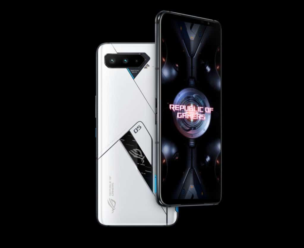 Is The ASUS ROG Phone 5 Waterproof?