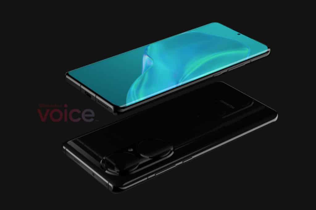 Huawei P50 Camera To Rival DSLR w/ HUGE 1in Sensor