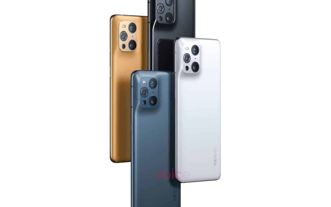 Vodafone, EE, Three & O2 Will Carry OPPO Find X3 Pro In UK