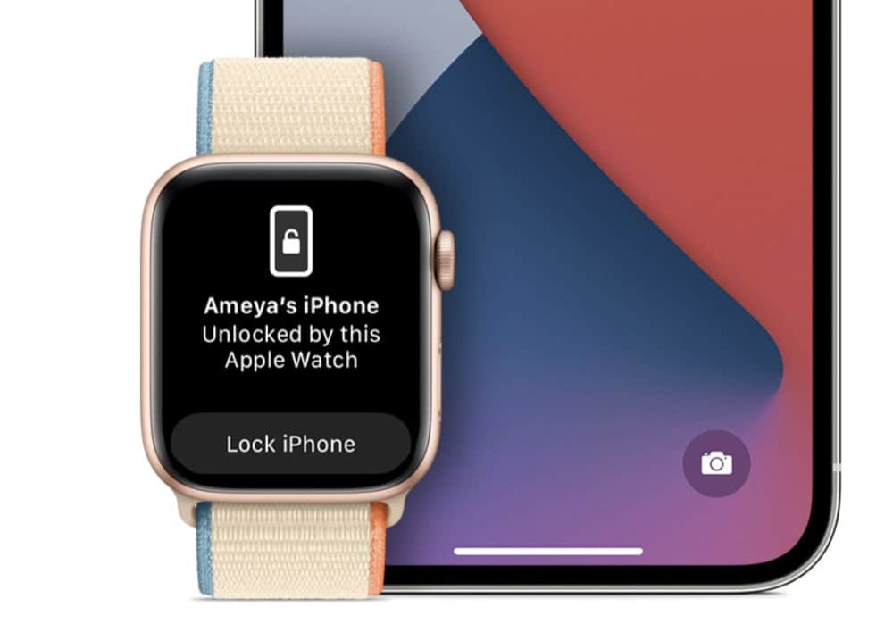 How To Use Face ID With A Face Mask: Apple Watch To The Rescue!