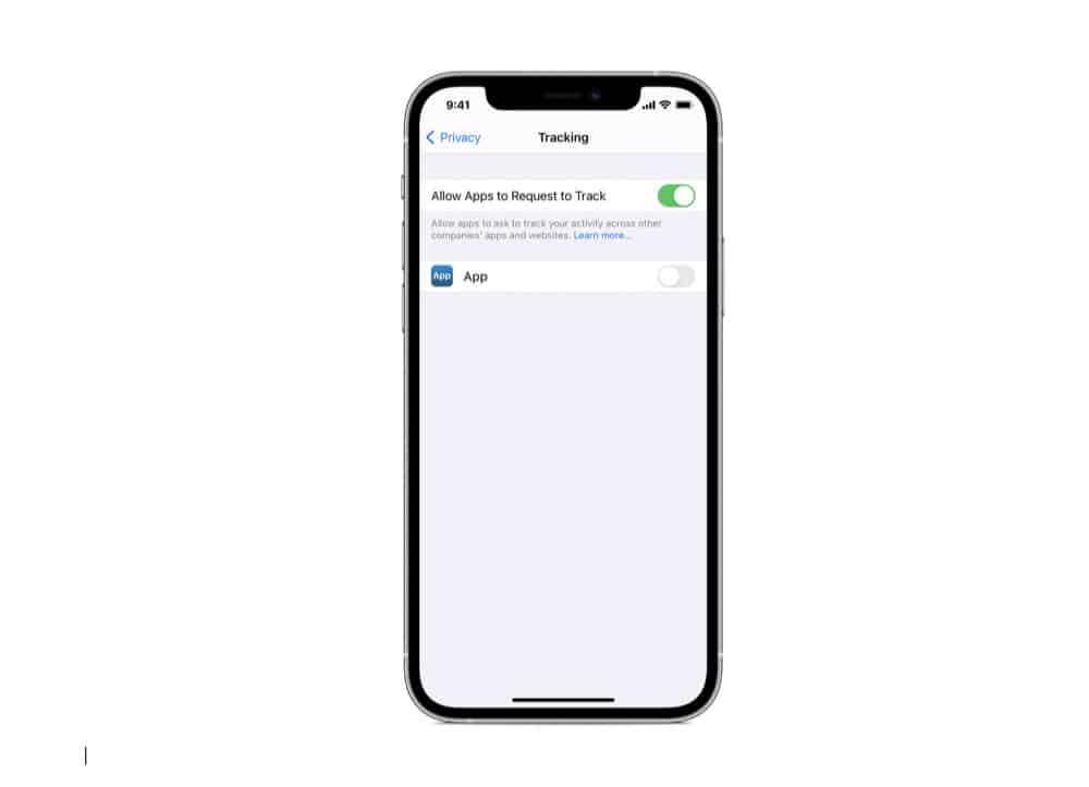 How Do I Turn Off App Tracking? Here's How to Use iPhone's App Tracking Transparency