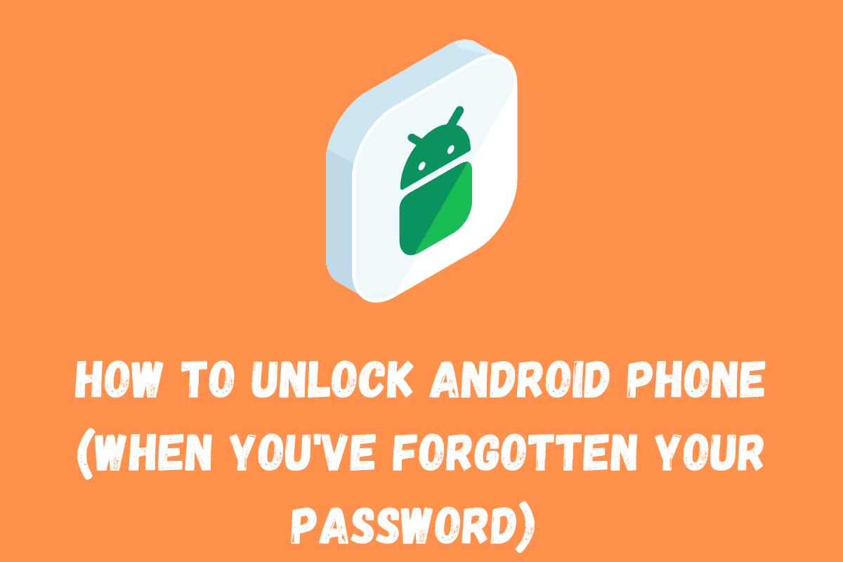 Out of curiosity, have you ever wondered if there was a way to unlock your Android phone if you or anyone you know forgets the phone's password?&nbs