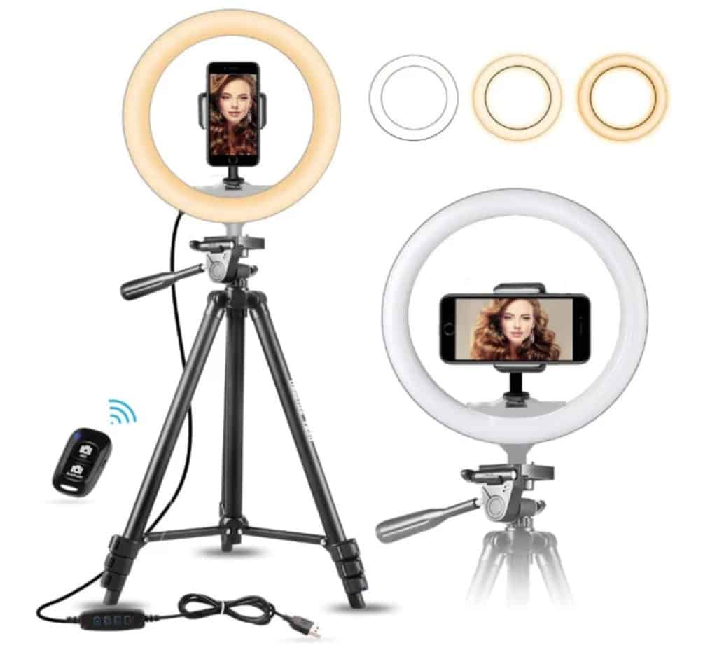 This Cheap Lighting Ring is Perfect For Twitch / YouTube Vlogging