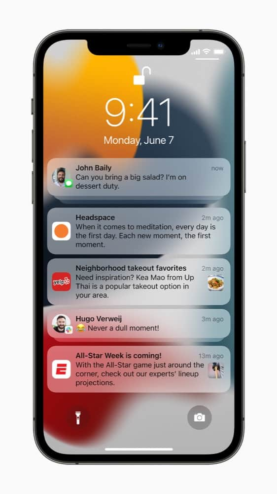iOS 15: All The Best New Features Coming To The iPhone