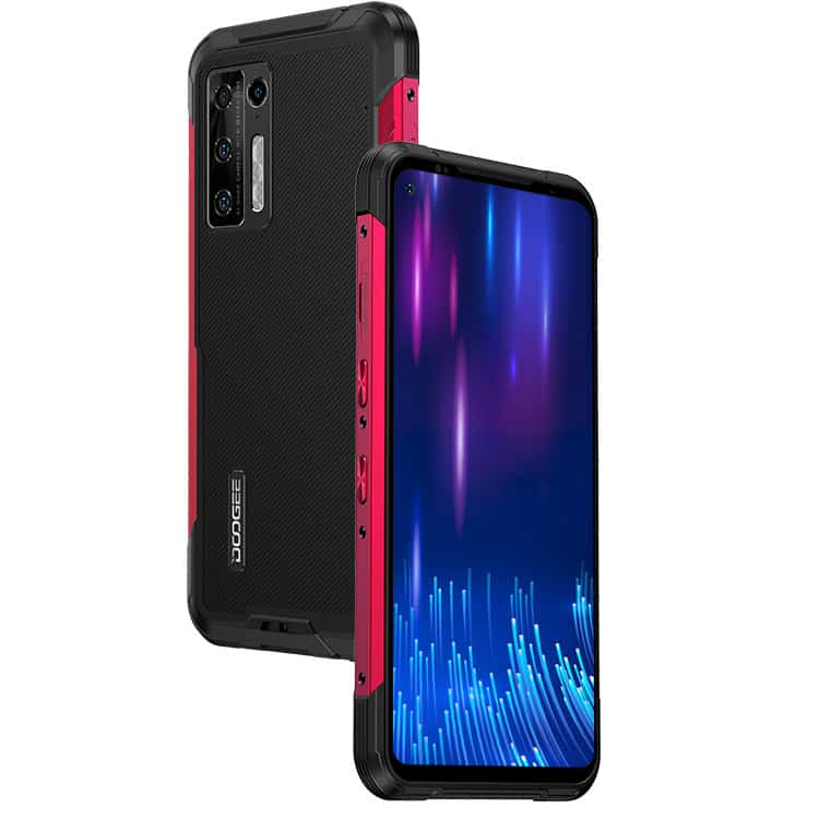 """""""INDESTRUCTIBLE"""" DOOGEE S97 Pro Ships w/ 8500mAh Battery"""