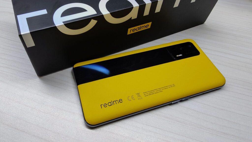 RealMe-GT-price