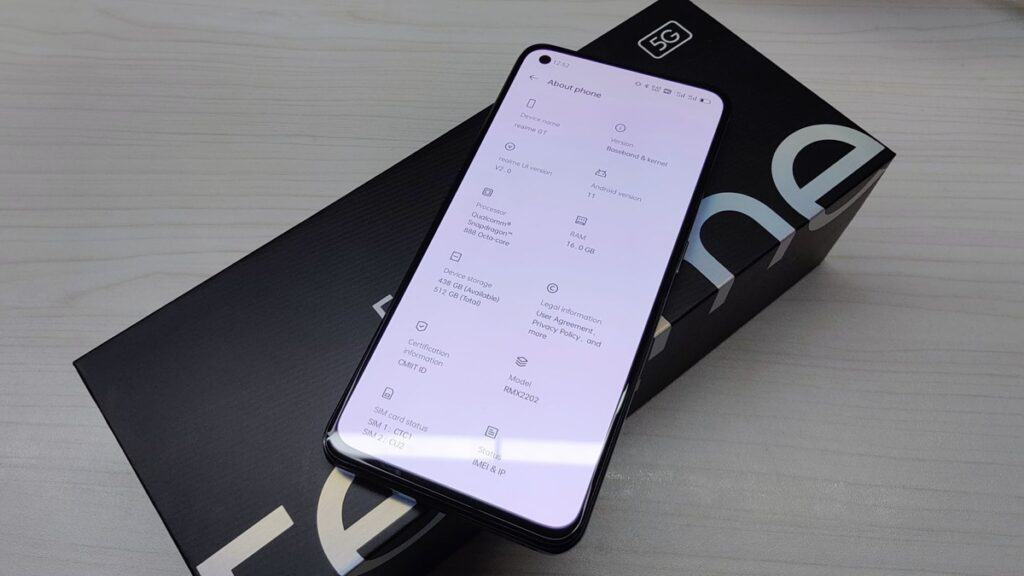 RealMe GT is The Cheapest Snapdragon 888 You Can Buy – If You Can Actually Find One…