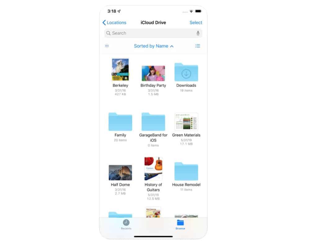 Como encontrar downloads no seu iPhone 20