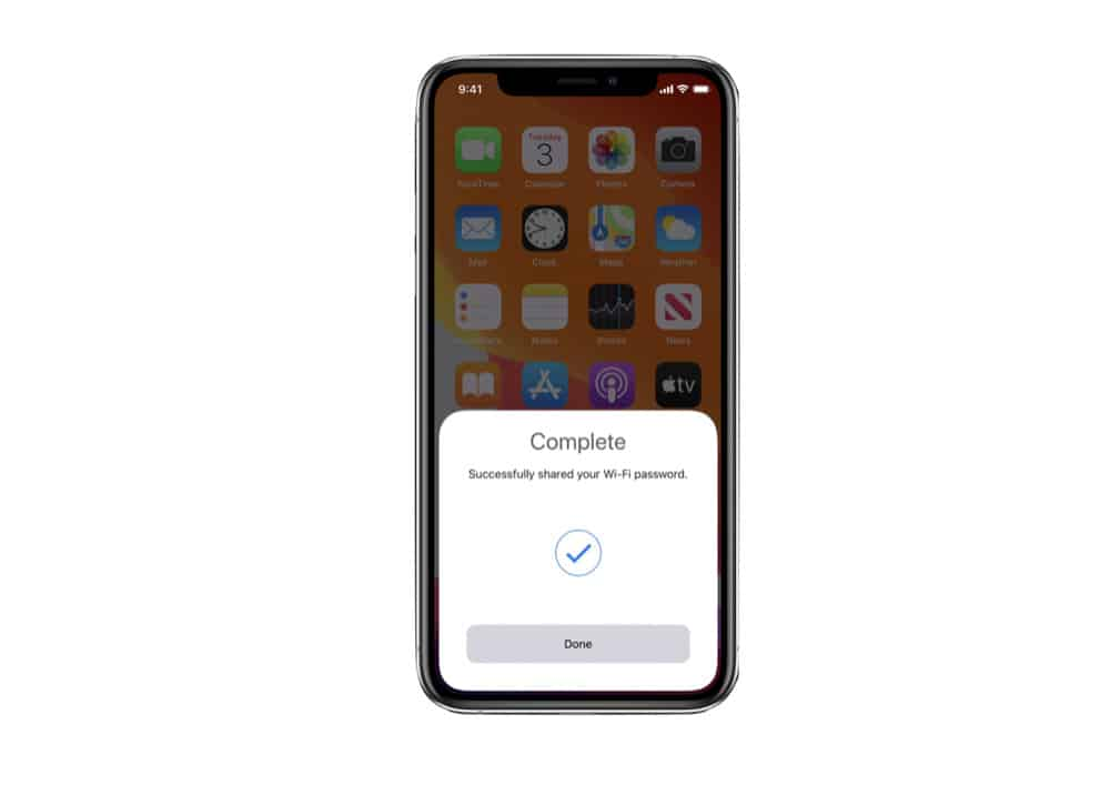 How To Share Wi-Fi Password On iPhone