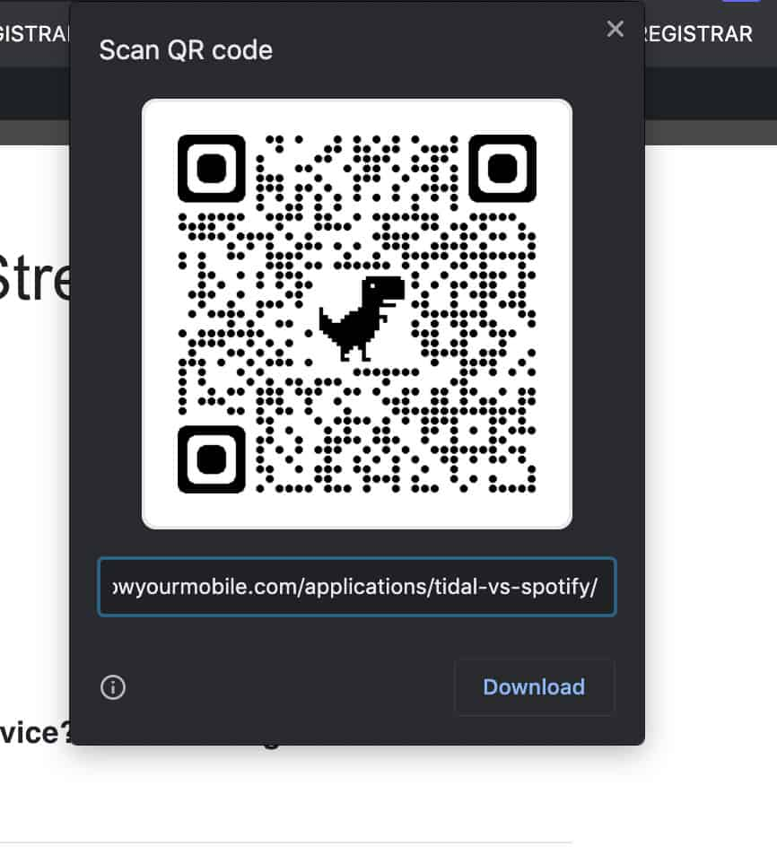 How To Create A QR Code In Google Chrome (It's Insanely Easy)