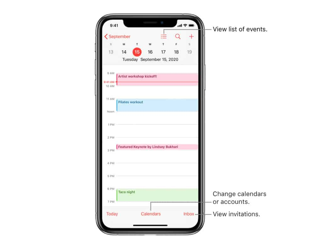 How To Delete Calendar Events On iPhone