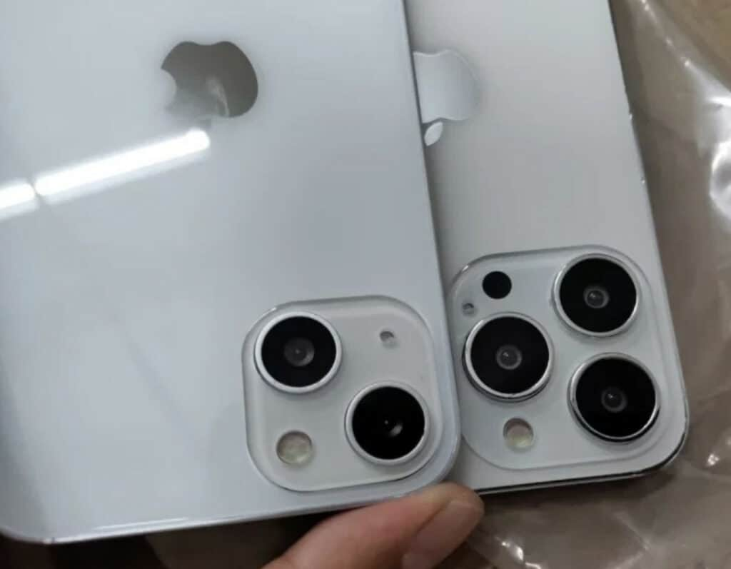 iPhone 13 Design Changes? Nope! It'll Look Like iPhone 12
