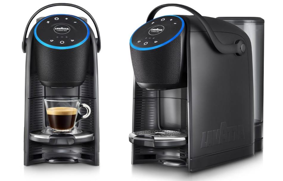 This Coffee Machine Has Alexa Inside It: Meet The Lavazza A Modo Mio Voicy...