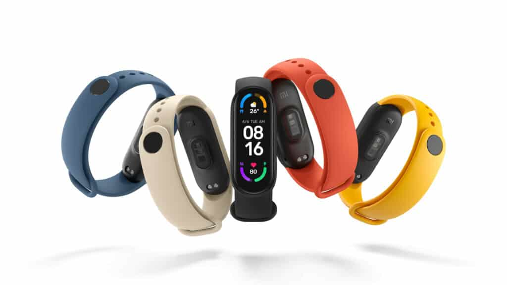 Is The Xiaomi Mi Band 6 Waterproof? What You Need To Know