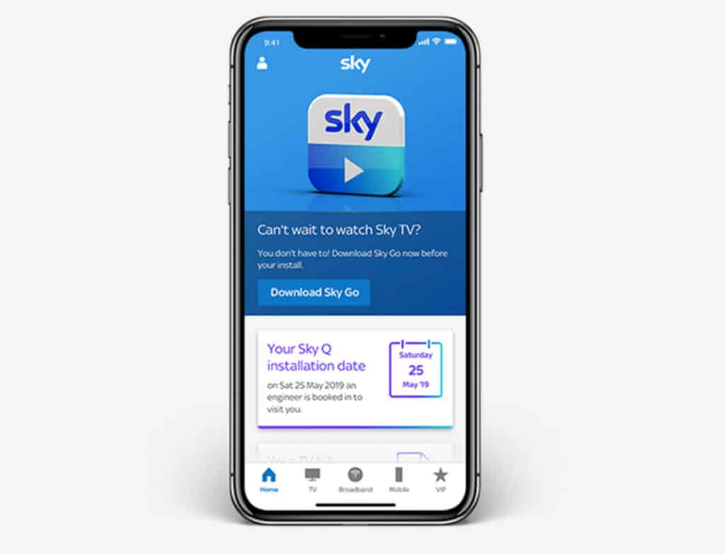 Sky Login: How To Access Your Account on Your Phone