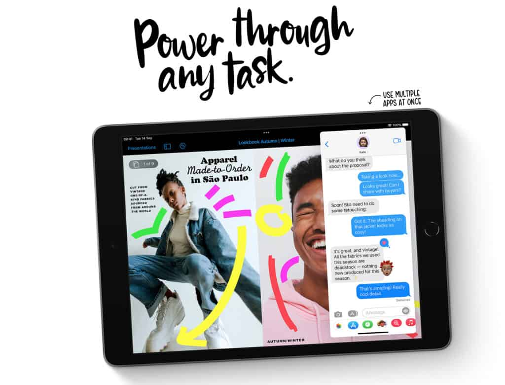 Does The New iPad Come With Apple Pencil