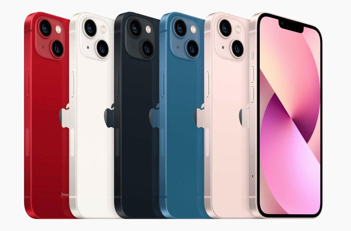 iPhone 13 vs iPhone 13 Pro max