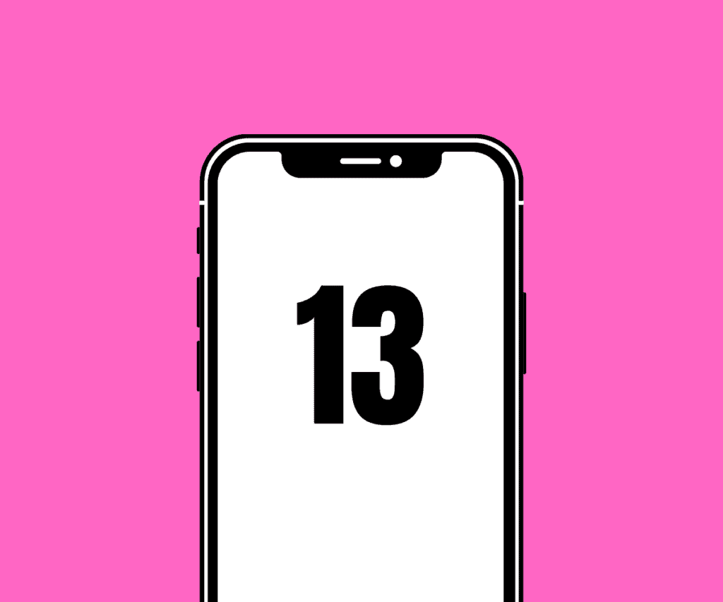 iphone 13 dimensions