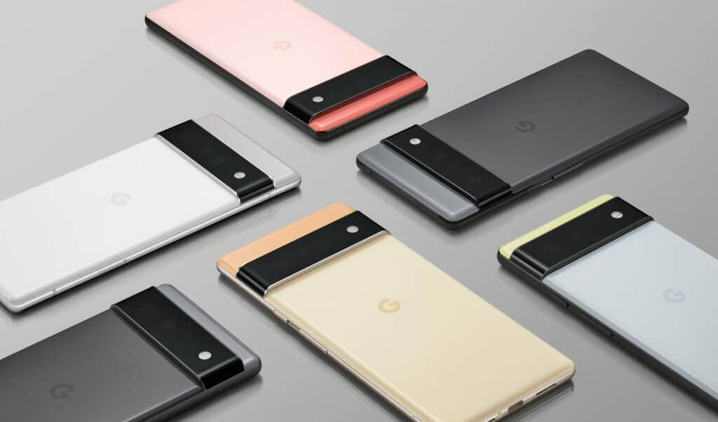 Does The Pixel 6 Come With A Charger
